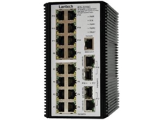 Lantech Industrial Ethernet Products from Dewar Electronics