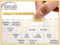 ReLab Software Intelligent Industrial Automation Software from Dewar Electronics