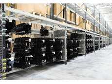 Pallet Racking for high capacity storage