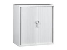 Dexion's slimline tambour door filing cabinets