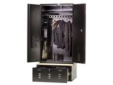 FreeStyle personal storage lockers available from Dexion