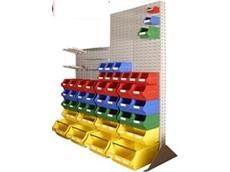 Maxi storage bins