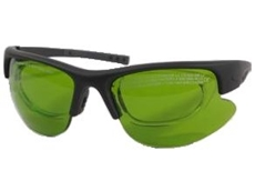 LG-008s safety glasses for Telecom lasers