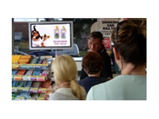 Free digital signage software from Digital Recall.