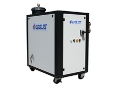 COOLJET High Pressure Coolant System