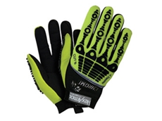 HexArmor Chrome Series Hi-Vis Safety Gloves