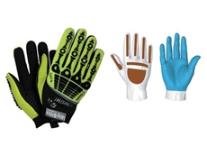 Chrome Series Safety Gloves