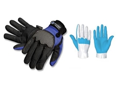 HexArmor Ultimate L5 Mechanic's Safety Gloves