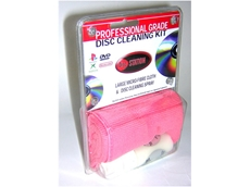 Discstation Australia Pty Ltd makes available Disc Cleaning Kits
