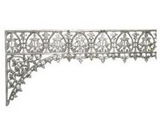 Maldon cast iron lacework