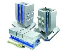 The Kurt family of workholding vices.