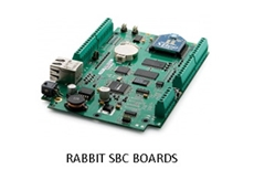 Rabbit SBC Boards