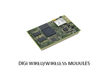 Digi Wired and Wireless Modules
