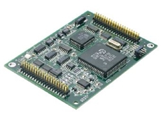 The LP3100 board.