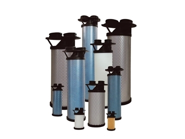 Replacement Filter Cartridges for Dust, Fume and Mist Collectors