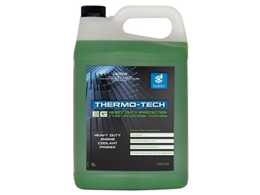 Ethylene Glycol based Thermo-Tech™ EG is versatile and compatible with other conventional coolants