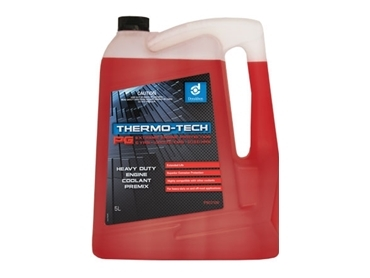 Heavy duty premixed coolant for immediate use