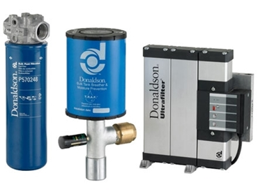 Reducing fuel contamination, Donaldson systems save time and money on costly downtime