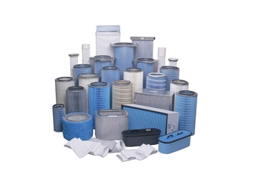 Replacement filters for compressed air systems