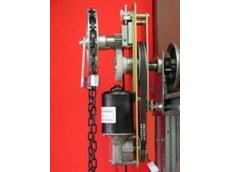 8816 Commercial Chain Hoist jackshaft operator