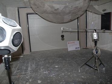 Protec Sound Insulation Overhead Doors