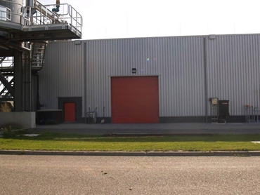 Fireproofing sound insulated doors also available