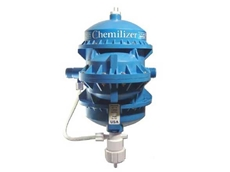 HN55 Chemilizer volumetric chemical injector