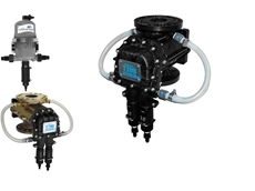 Dosmatic offers proportional chemical injectors for dust suppression