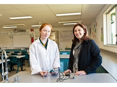 Queensland student Rachel Rognoni and teacher Amanda Kilgour put scientific experimentation to work in this year's inaugural Science for Growth Awards