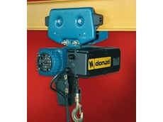 Electric Chain Hoists from Dowrie Cranes