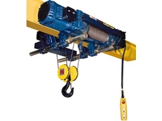 Wire Rope Hoists from Dowrie Cranes