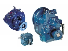 PRM hydraulically operated gearboxes
