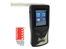 Industrial-grade Breathalysers: Highly Accurate, Reliable & Australian Standard AS 3547-1997 Certified.