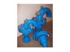 Heavy Duty Slurry Air Release Valves by Dual Valves Australasia