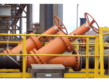 Slurry handling valves for suspended solids in mining applications