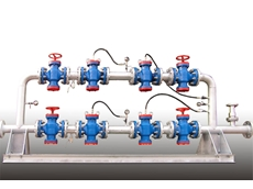 High Pressure Mine Water Control Valves by Dual Valves Australasia