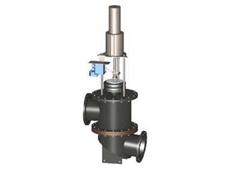 Single eDart valve