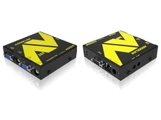 AdderLink AV200 audio video extenders for digital signage and media streaming applications