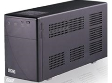 Black Knight UPS power protection unit
