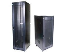 HCC Curved Series Server Racks and Cabinets