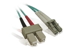 Dueltek Uni-Boot fibre patch cord