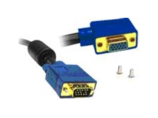 Right angled VGA Cable