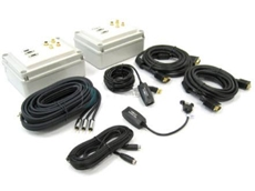 Dueltek's customised cables and wall plates enable easy installation of interactive whiteboards