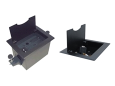 TBUS-1 Rectangular - Advanced table mount management system