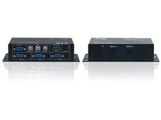 VGA-USB-Audio 2 x 1 Switchers