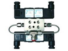 Sentry's patented manifold sample valves available from Duff & MacIntosh