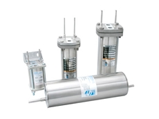 Single Helical Tube Sample Coolers