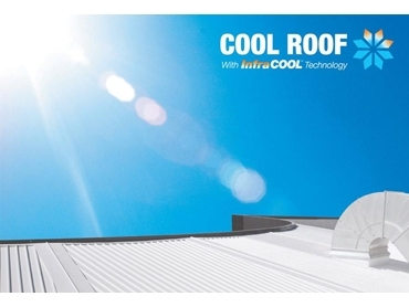 Cool Roof with InfraCOOL Technology