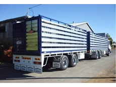 Livestock Crates and Trailers by Duncan Stock Crates