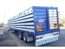 Sheep and Cattle Livestock Trailers from Duncan Stock Crates
